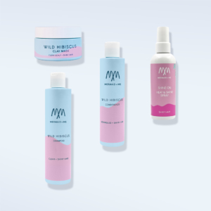 Mm Shine Routine Set3