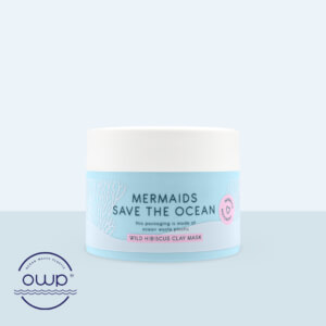 Mm Mermaids Save The Ocean Wild Hibiscus Clay Mask