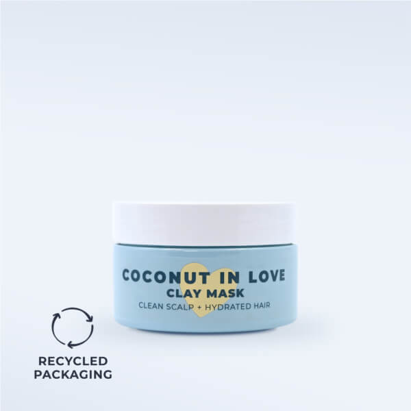 Mm Coconut In Love Clay Mask